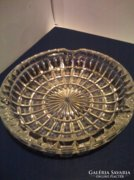 LEÁRAZÁS NÁLAM! Nagy méretű,ólomkristály hamutál