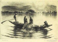 """Kórusz József : """"Halászok"""""""