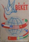 Retró plakát M.Tóth István