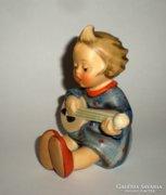 Hummel zenész kislány