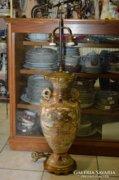 Japán porcelán lámpa