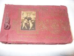 Ars Florentiae (Firenze művészete) album képeslapok