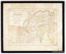 Észak-Magyarország térképe cc:1830