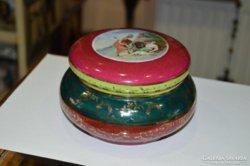 Csehszlovák porcelán bonbonier