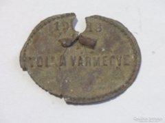 Tolna Vármegye 1913
