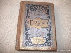 Dóczi Lajos : Költemények, 1890