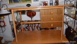 Retro íróasztal.