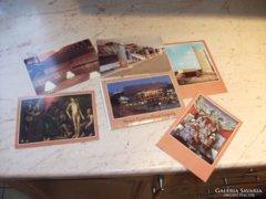 Neues Gewandhaus Leipzig képeslap gyűjtemény eladó