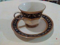 Bavaria Winterling  kávés csésze kistányérral