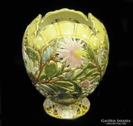 Zsolnay szirom váza
