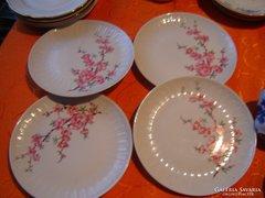Barackvirágos tányér 19 cm