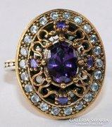 Török ezüst gyűrű Nünüke részére!