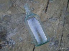 Parádi Csevicze palack,üveg