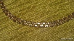 Garibaldi arany nyaklánc