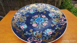 Aranyozott TAYO japán porcelán tál 26cm