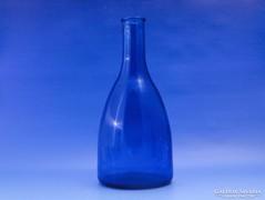 0C660 Gyönyörű művészi fújtüveg palack