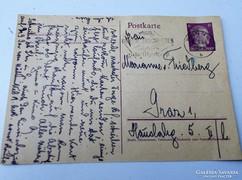 II. világháborús német levelezőlap (A-30)