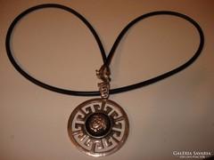 Versace ezüst medál 925-ös