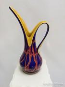 Muranoi üveg kancsó