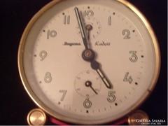 Dugena kadett csörgős asztali óra ritkaság
