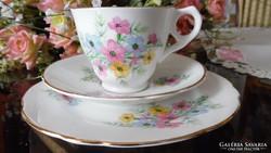 Bone China angol porcelán kávés/teás szett