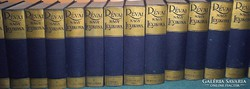 Révai Lexikon 18 kötet