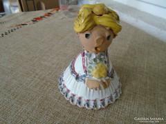 SZilágyi  Mária keramikustol ,  kerámia szobor