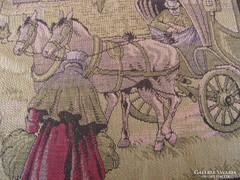 Falikárpit, falvédő faliszőnyeg ritkaság