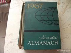 Nemzetközi Almanach 1967