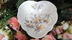 """Aynsley """"Just Orchids"""" porcelán kínáló"""