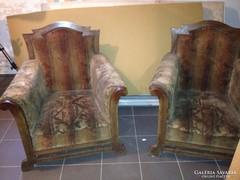 Régi fotel pár eladó
