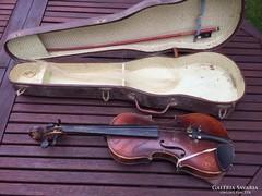 Pilát Pál Antik Hegedű a Monarchia idejéből