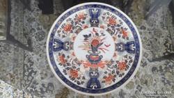 Japánban készült arita mintás tál
