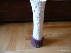 Antik kultikus vallási csont dísztárgy