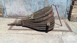 Antik kovácsfújtató