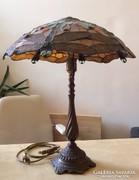 Szitakötős Tiffany asztali lámpa