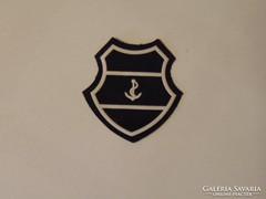 Magyar katonai flotillás  felvarró