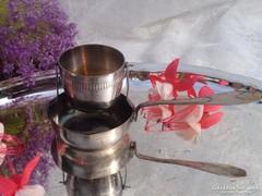 Antik nyeles teaszűrő