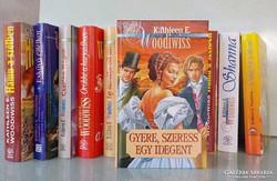 Woodiwiss   - romantikus könyvsorozat _ Kathleen E.