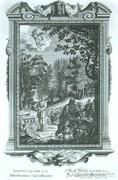Német (?) metsző, 1800 körül : Ábrahám áldozata
