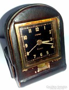Vintage Eterna Militaria Alarm 8 Days Travel Watch
