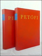 Petőfi Sándor összes költeményei I. II.