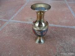 Sárgaréz váza 6.