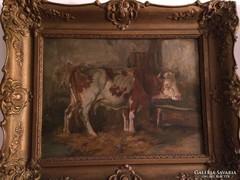 Edvi Illés Aladár festmények