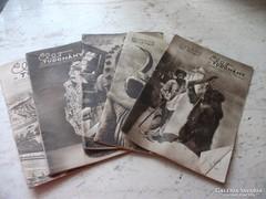 Élet és Tudomány 1955, 58, 59,60 évből  eladó!