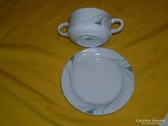 AB4 Csodaszép Eschenbach csésze és kistányér