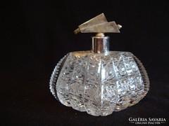 Kristály parfümszóró , jó darab
