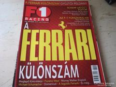 F1 Racing A Ferrari különszám!