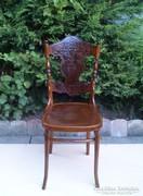 Kuriózum! J&J KOHN  Gyönyörű Thonet szék.