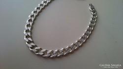 Ezüst karlánc karkötő 925